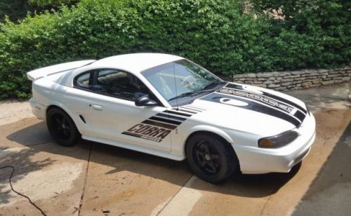 At $13,250, Would Buying This 1997 Ford Mustang Cobra Mean That You Can Tell Shit From Shinoda?