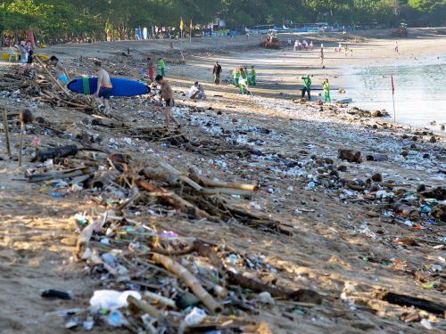 13 of the dirtiest beaches in the world