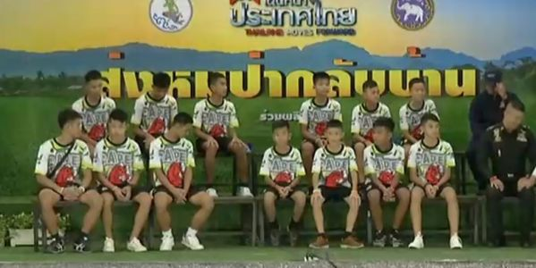 The Thai soccer team have been given the all-clear to go home after their traumatic cave rescue