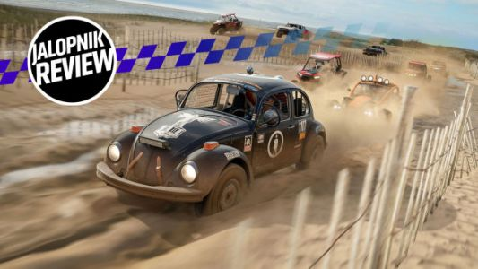 Forza Horizon 4Turns Your World Into an Off-Road, Airborne Car Party