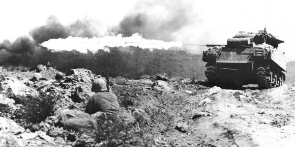 How the US's massive bombardment of Iwo Jima made it even tougher to capture the island from the Japanese