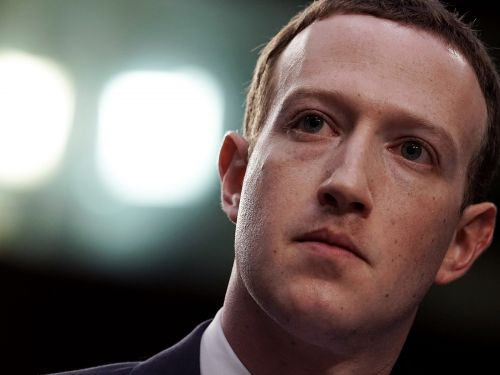 Mark Zuckerberg tells Facebook employees he's 'really worried' about possible TikTok ban