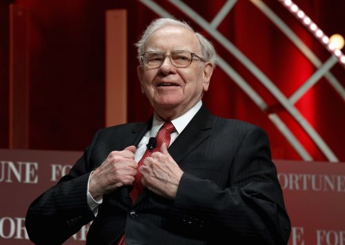 Berkshire Hathaway is jumping after Warren Buffett signals buybacks are coming