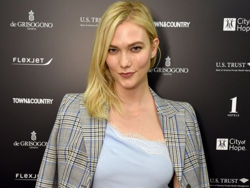 Karlie Kloss says designers stopped working with her because she went from a size 0 to a size 4 after going on birth control
