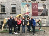 German travel writers tour the Shannon Estuary