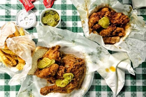 Nashville Hot Chicken Guide