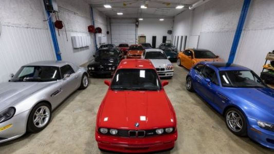Sweet Christmas: Get a Load of This $2.3 Million BMW Dream Car Sale