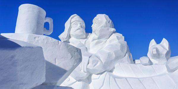 See for Yourself Why Canada's Winter Festivals Shine So Bright
