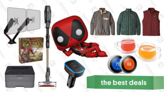 Wednesday's Best Deals: Shark Ion Vacuum, Butcher Box, Under Armour, Patagonia, and More