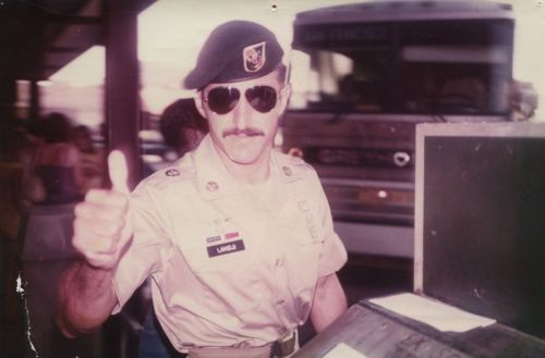The first Muslim Green Beret wrote to Jimmy Carter asking to be deployed to Iran and personally identified Osama Bin Laden