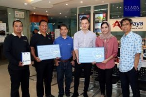 Travel agency in Indonesia issues 35 millionth insolvency-safe Hahn Air ticket