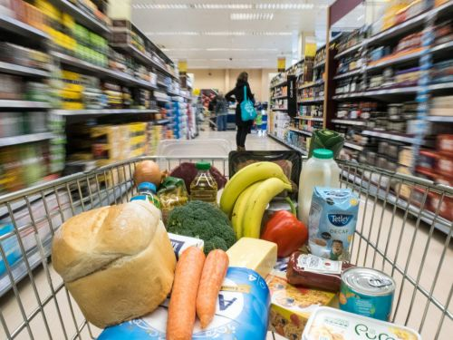 Nutritionists share their 5 tips for healthy grocery shopping