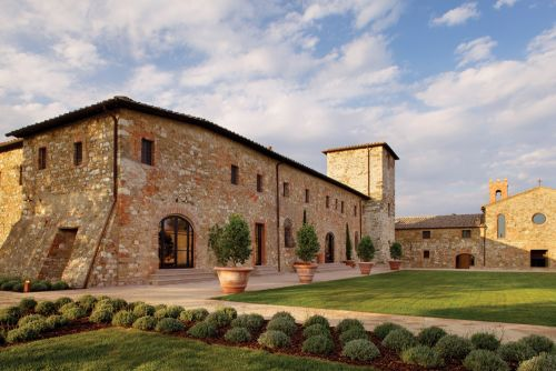 Featured Hotel: Castello di Casole