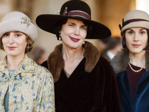 THEN AND NOW: The cast of 'Downton Abbey'