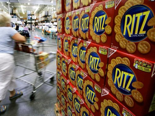 Ritz is recalling certain crackers and Ritz Bits over salmonella fears