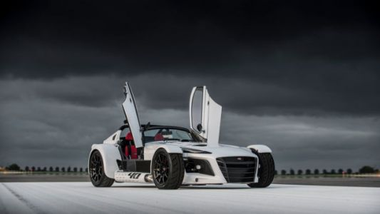 The Donkervoort D8 GTO-40 Is The Most Of Everything You Could Want In A Car