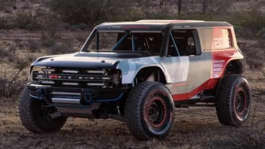 The 2021 Ford Bronco Will Get A Ton Of Off-Road Extras Because The Ranger Didn't
