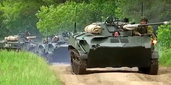 Russia may be telling 'true lies' about its 'unprecedented' war games with China - and it wouldn't be the first time