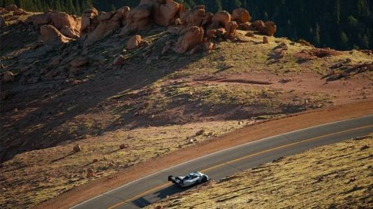 Volkswagen's Electric Car Just Broke The All-Time Record At Pike's Peak