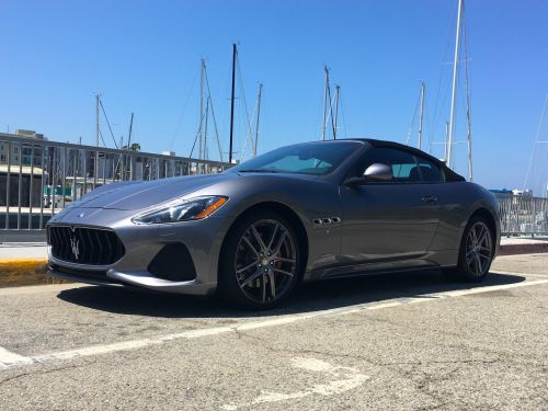 We drove a gorgeous $160,000 Maserati convertible with a Ferrari engine around LA to see if it's worth the money - here's the verdict