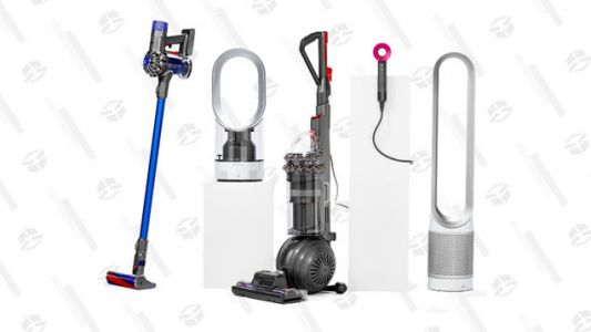 Don't Miss Out on Discounted Dyson Refurbs From Nordstrom Rack