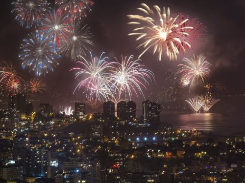 11 of the swankiest New Year's Eve celebrations around the world for ringing in the new decade