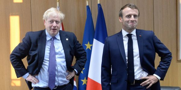 France threatens to veto another Brexit delay after saying there is 'no justification' for a long extension