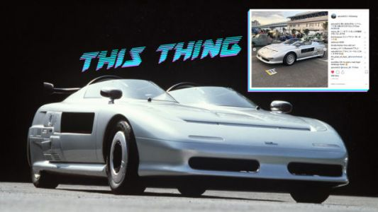 How To Win a Car Show: Roll Up in a Road-Legal Concept Car