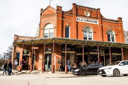One Memorable Day in Gruene, Texas & the Iconic Gruene Hall
