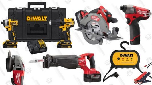 Load Out For Your Next Home Improvement Project With Home Depot's One-Day Power Tool Sale