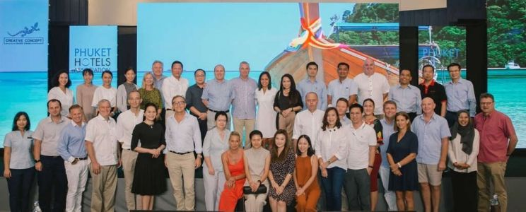 "Phuket Hotels Association launches ""Business Meets Beach"" campaign"