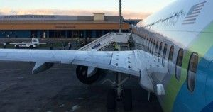 Alaska Airlines introduced nonstop flight service to boost tourism