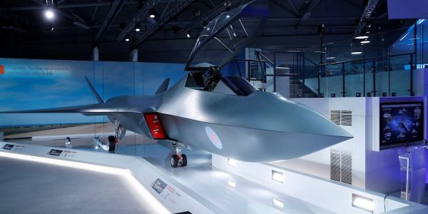 Boeing wants in on the UK's 'Tempest' next-generation fighter jet