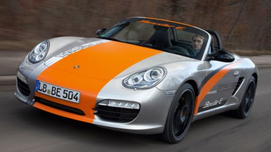Porsche Is Pondering Whether or Not the Boxster Should Go Electric