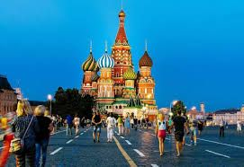 International visitor spending in Russia is expected to grow 7% this year