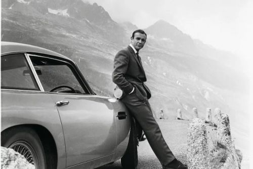 Aston Martin is releasing a DB5 just like the one in Goldfinger - and it will include working gadgets