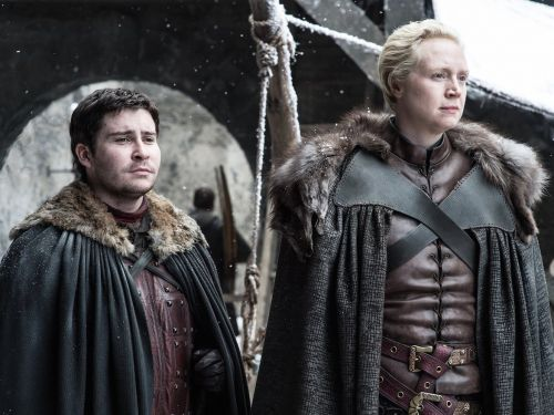 'Game of Thrones' star Daniel Portman says the main cast didn't see the sun at all for 'almost 3 months' while filming the final season's major battle
