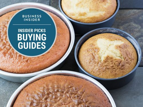 The best cake pans you can buy