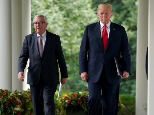 'Weird' and 'purposefully ambiguous': Here's what analysts are saying about Trump's trade agreement with the EU