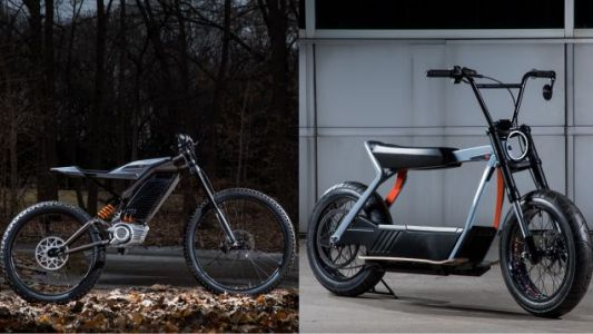 Forget About LiveWire, Harley's Two Electric Concepts From CES Are Way Cooler