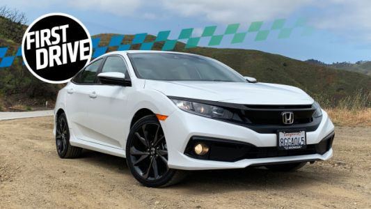 The 2019 Honda Civic Sport Is Great Until You Drive the Civic Si