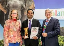 At Golden City Gates Awards 2019 at ITB Berlin, SriLankan Airlines won three awards!