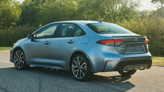 2020 Toyota Corolla: Don't Sleep On This One Because It Looks Pretty Good