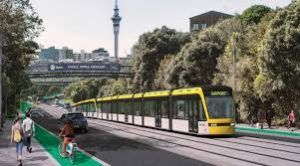 Auckland needs improving of public transport and infrastructure