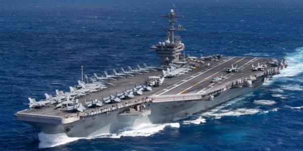 The US Navy is testing all 5,000 sailors on the deployed aircraft carrier hit by a coronavirus outbreak