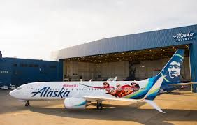 Incredibles 2-themed plane unveiled by Alaska Airlines