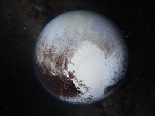 Pluto could have a liquid ocean hiding underneath a shell of nitrogen ice