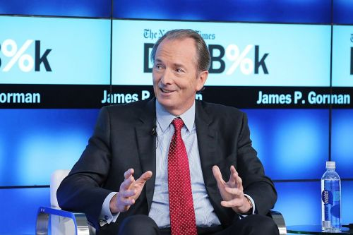There's been a big shakeup at Morgan Stanley - and it shows the bank is getting more serious about technology