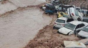 Unprecedented floods overwhelms Iran, 18 die, several injured; most of them were holidaymakers