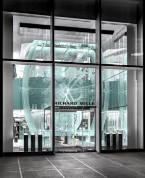 Richard Mille Opens Flagship Boutique in NYC